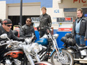 Wild Hogs - Kevin Durand , M.C. Gainey