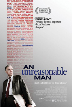 An Unreasonable Man - Henriette Mantel;Steve Skrovan
