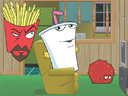 Aqua Teen Hunger Force Colon Movie Film for Theate - Dave Willis , Andy Merrill