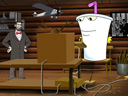Aqua Teen Hunger Force Colon Movie Film for Theate - C. Martin Croker , Fred Armisen
