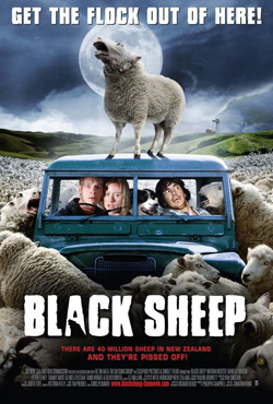 Black Sheep - Jonathan King