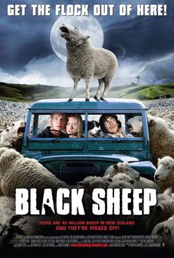 Melnās avis - Jonathan King