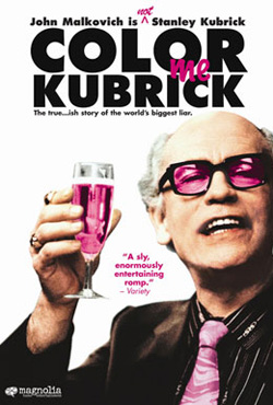 Color Me Kubrick - Brian Cook