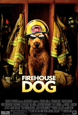 Firehouse Dog - Todd Holland
