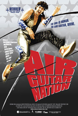 Air Guitar Nation - Alexandra Lipsitz