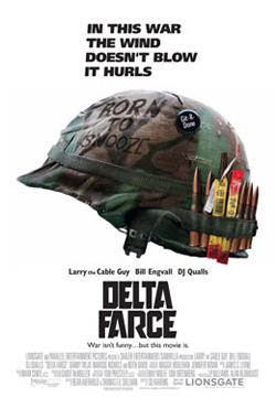Operācija Delta farss - C.B. Harding