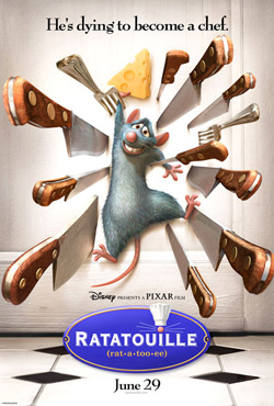 Ratatouille - Brad Bird;Jan Pinkava