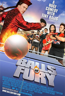 Balls of Fury - Robert Ben Garant