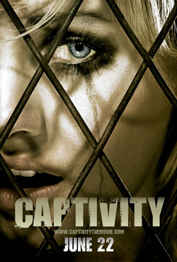 Captivity - Roland Joffe