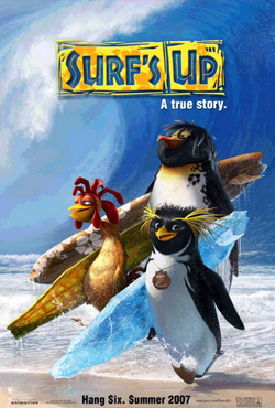 Surf's Up - Ash Brannon;Chris Buck