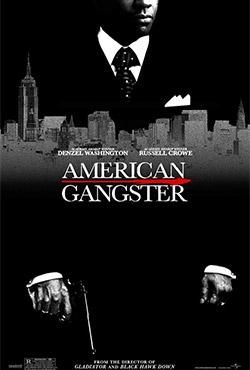 Amerikāņu gangsteris - Ridley Scott
