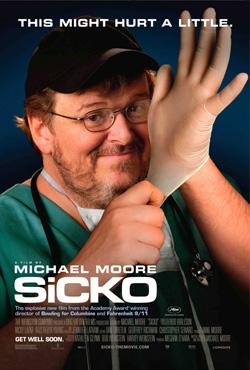 Здравозахоронение - Michael Moore