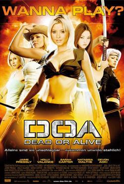 DOA: Живой или мертвый - Corey Yuen