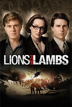 Lions For Lambs - Robert Redford