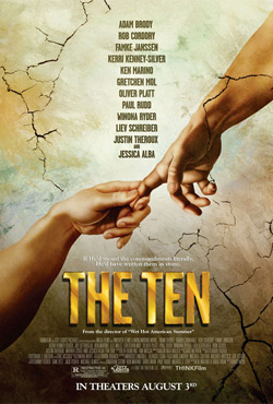 The Ten - David Wain