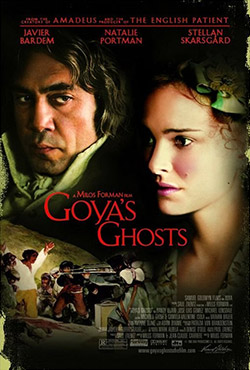 Goya's Ghosts - Milos Forman