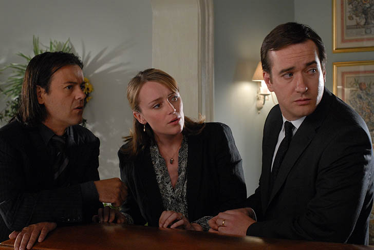 Death at a Funeral - Keeley Hawes , Andy Nyman
