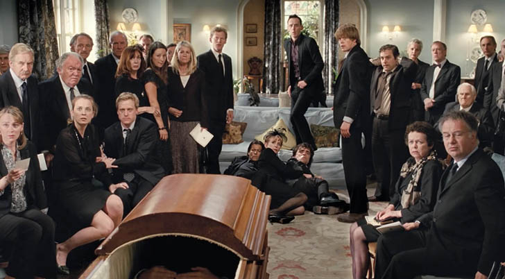 Death at a Funeral - Alan Tudyk , Jane Asher