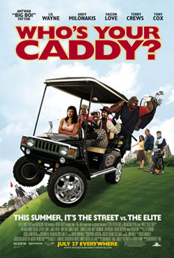 Who's Your Caddy - Don Michael Paul