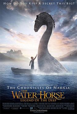Ūdens zirgs - Jay Russell