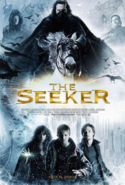The Seeker: the Dark Is Rising - David L. Cunningham