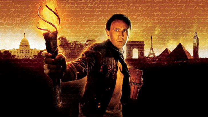 National Treasure Book Of Secrets 2007 Movies