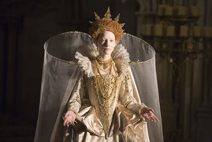 Elizabeth: the Golden Age - Samantha Morton , Abbie Cornish