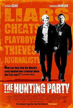 The Hunting Party - Richard Shepard
