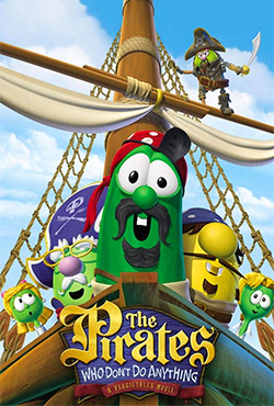 Veggie Tales: the Pirates Who Don't Do Anything - Mike Nawrocki