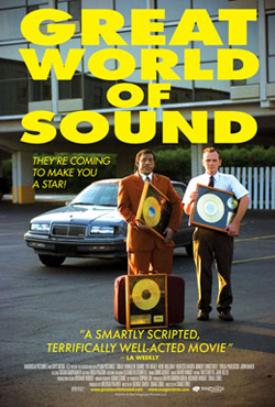 Great World of Sound - Craig Zobe