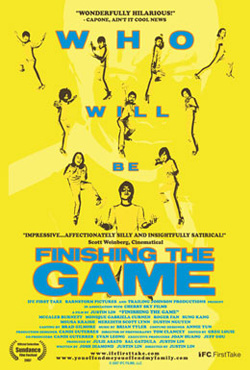 Finishing the Game - Justin Lin