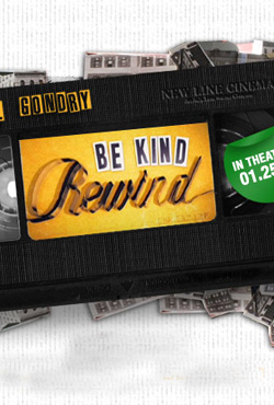 Be Kind Rewind - Michel Gondry