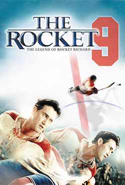The Rocket: The Legend of Rocket Richard - Charles Biname