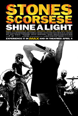 Izstarot gaismu - Martin Scorsese