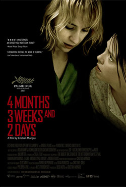 4 Months, 3 Weeks, and 2 Days - Cristian Mungiu