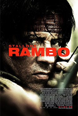 Rembo IV - Sylvester Stallone