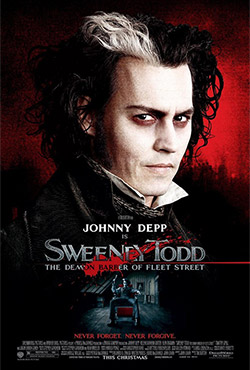 Sweeney Todd: The Demon Barber of Fleet Street - Tim Burton