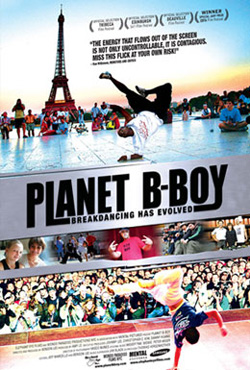 Planet B-Boy - Benson Lee