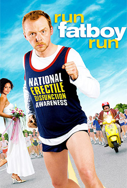 Run, Fatboy, Run - David Schwimmer
