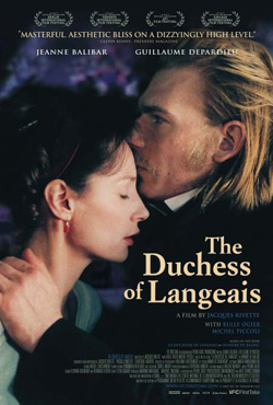 The Duchess of Langeais - Jacques Rivette