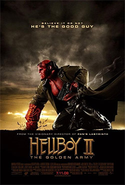 Hellboy 2: the Golden Army - Guillermo del Toro