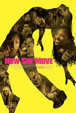 How She Move - Ian Iqbal Rashid