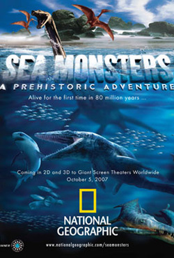 Чудища морей 3D: Доисторическое приключение - Sean MacLeod Phillips