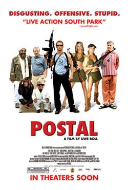 Postal - Uwe Boll