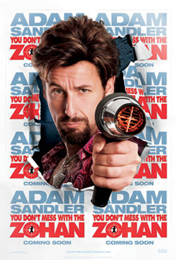 You Don't Mess With The Zohan - Dennis Dugan