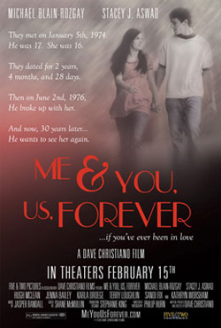 Me and You, Us, Forever - Dave Christiano