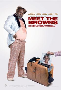 Знакомство с Браунами - Tyler Perry
