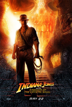 Indiana Jones and the Kingdom of the Crystal Skull - Steven Spielberg