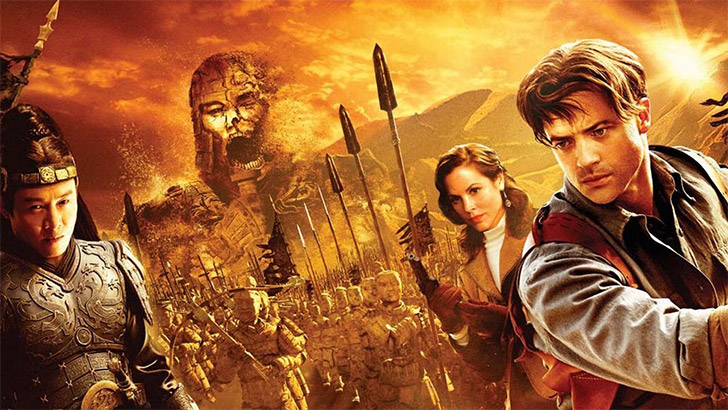 The Mummy Tomb Of The Dragon Emperor 2008 Movies