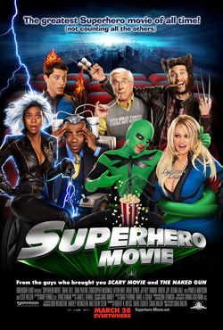 Superhero Movie - Craig Mazin